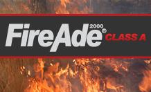 Aditivo Extintor FireAde 2000 Clase A (Sólidos)